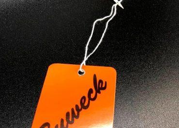 Buweck-Anhaengeetikett